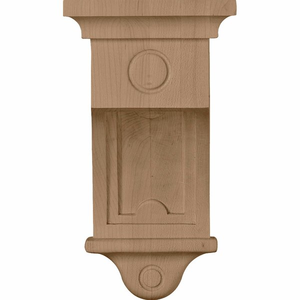 Arts and Crafts 9H x 5W x 5D Corbel in Cherry by Ekena Millwork