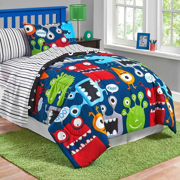 Just For Kids Monster Reversible Comforter by Disney