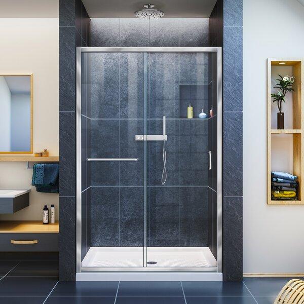 Infinity-Z 48 x 72 Single Sliding Frameless Shower Door by DreamLine
