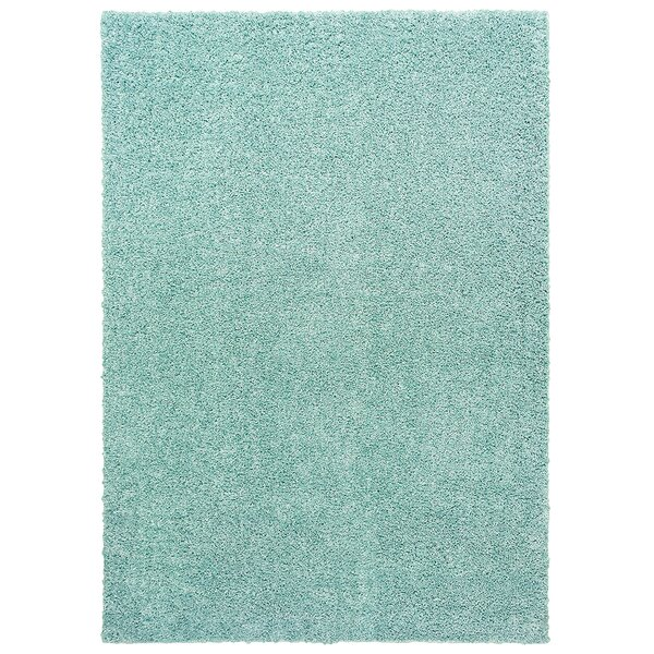 Broncho Blue Area Rug by Three Posts
