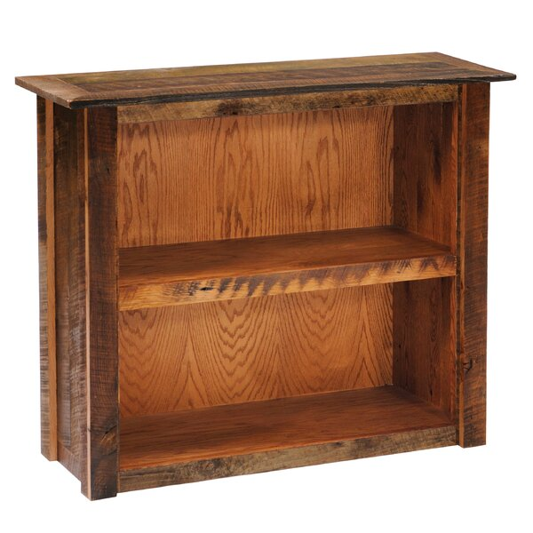 Reclaimed Barnwood Standard Bookcase by Fireside Lodge