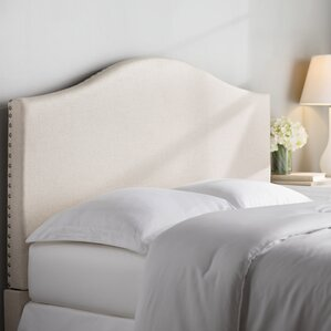 Eidelweiss Upholstered Panel Headboard by Three Posts