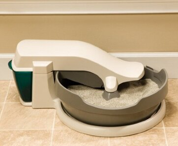 Simply Clean Auto Litter Box by PetSafe®