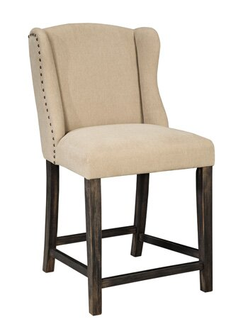 Carbondale Bar Stool (Set of 2) by Darby Home Co