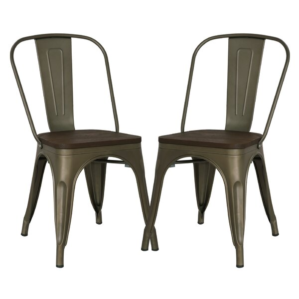 Alyssa Dining Chair (Set of 2) by Zipcode Design