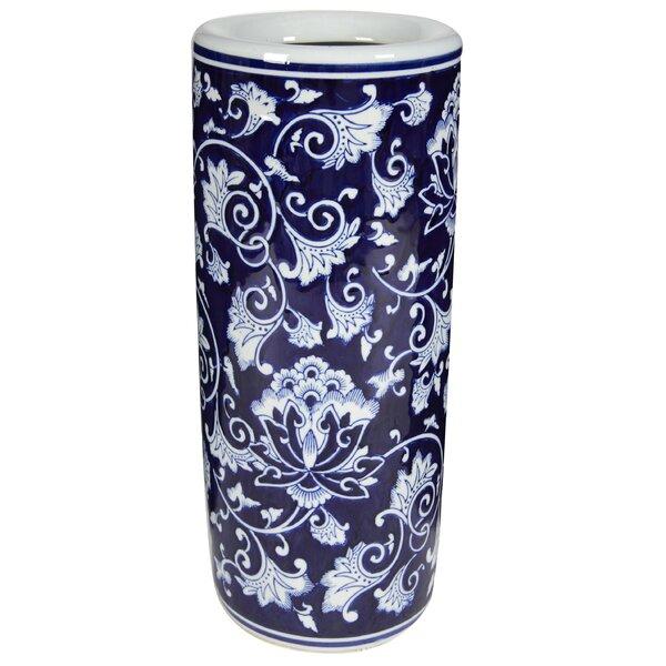 Three Posts Ceramic Umbrella Stand Amp Reviews Wayfair
