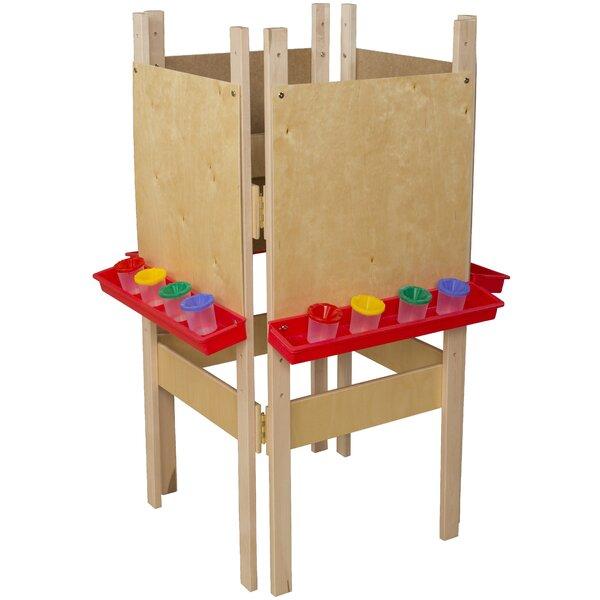 Adjustable Board Easel by Wood Designs