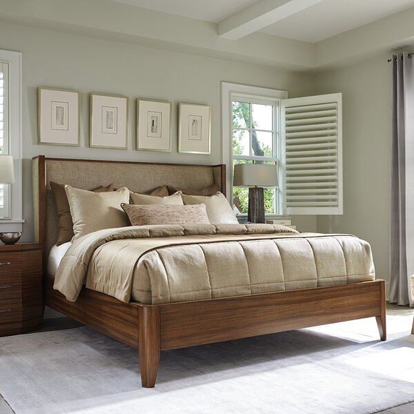 Kitano Mirah Upholstered Standard Bed by Lexington