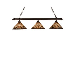 Price comparison Ethen 3-Light Pool Table Light By Millwood Pines