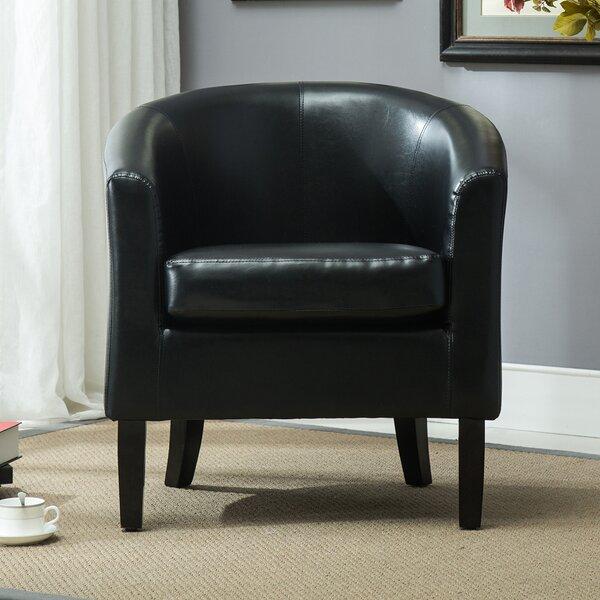 Villalobos Barrel Chair by Latitude Run Latitude Run