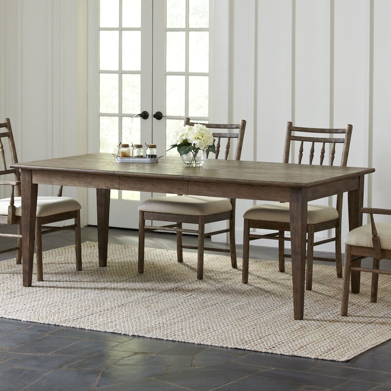 Birch Lane™ Derrickson Extending Dining Table & Reviews | Birch Lane
