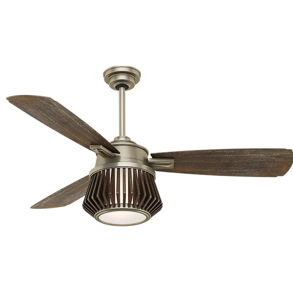 56 Glen Arbor 3 Blade LED Ceiling Fan with Remote by Casablanca Fan
