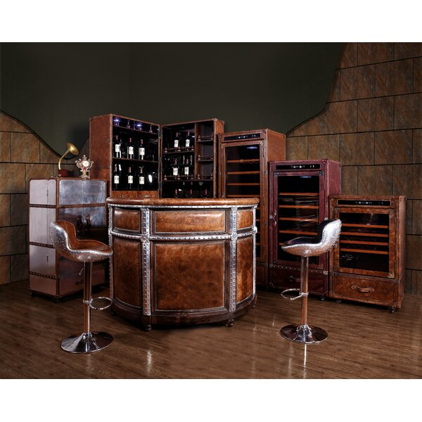 Bar Set With Wine Storage By Ultimate Accents