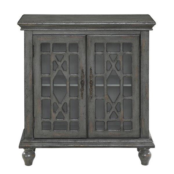Osvaldo 2 Door Accent Cabinet