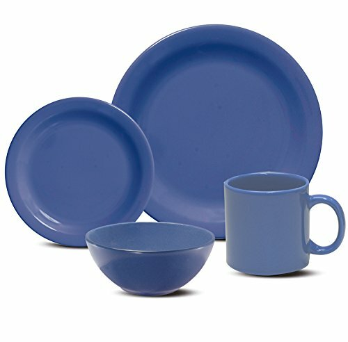 Daily 16 Piece Dinnerware Set, Service for 4 by Oxford Porcelain
