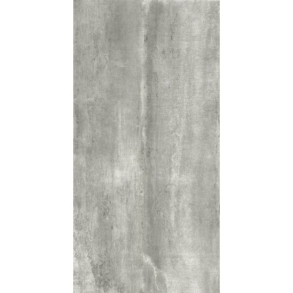 Blocks 12 x 24 Porcelain Field Tile in Light Gray by Tesoro