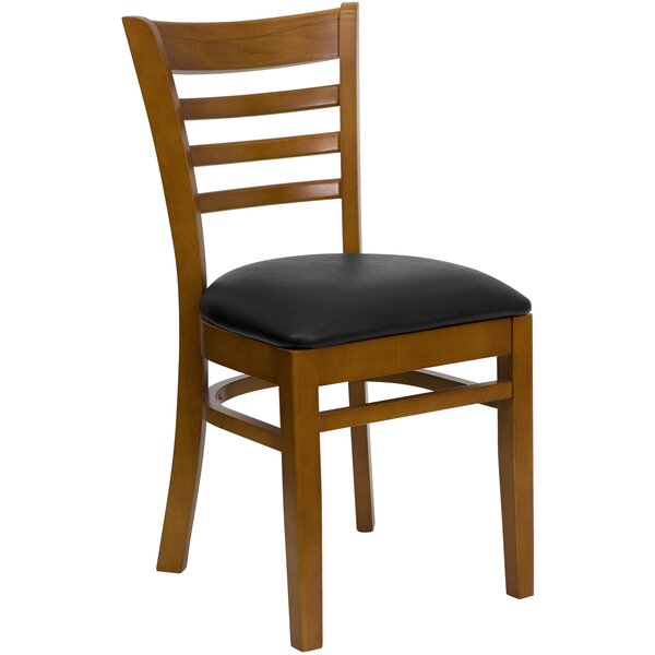 Lyman Chase Ladder Back Side Chair I by Andover Mills