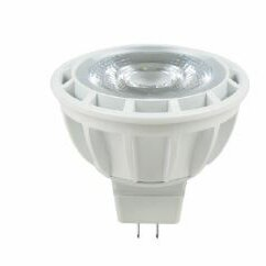 8W GU5.3 MR16 LED Light Bulb (Set of 2) by Bulbrite Industries