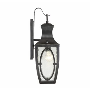 Affordable Price Ramires 1-Light Outdoor Wall Lantern By Darby Home Co