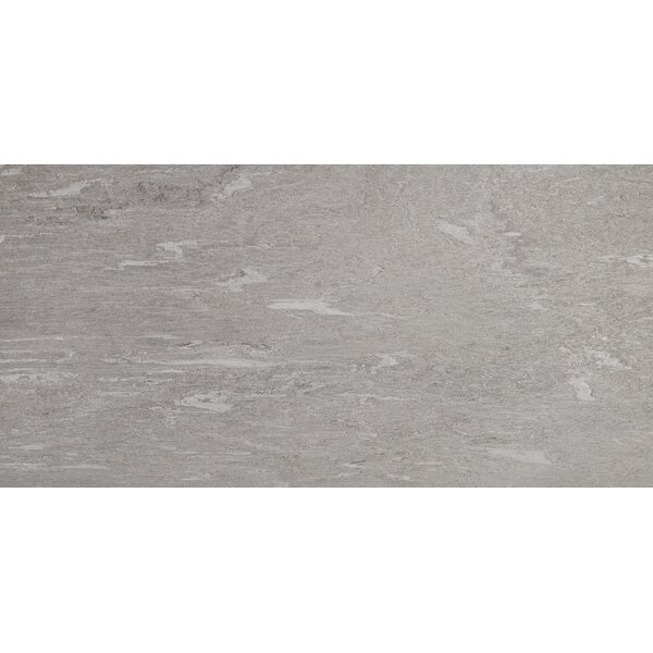 Embassy 24 x 48 Porcelain Field Tile in Jet Setter Dusk by Itona Tile