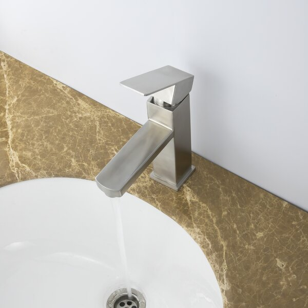 Luxurious Single Hole Bathroom Faucet By AA Warehousing