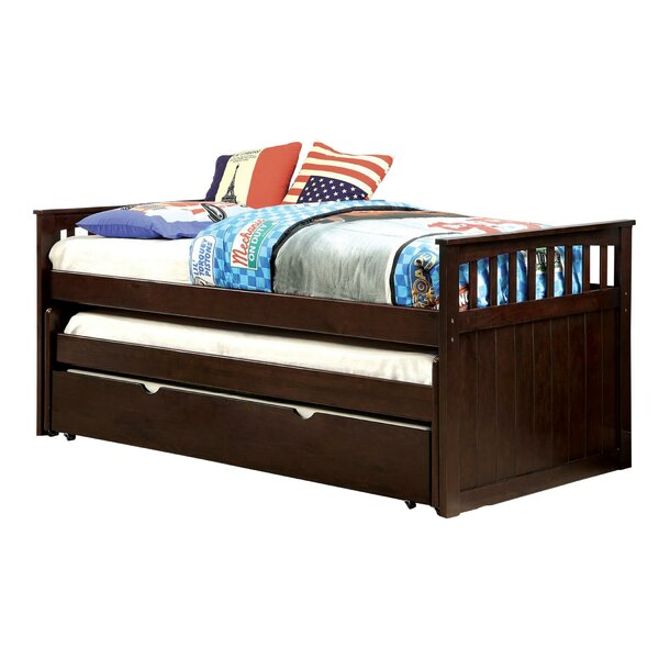 Adelio Twin Daybed With Trundle By Red Barrel Studio