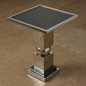 Squeeze End Table by Global Views