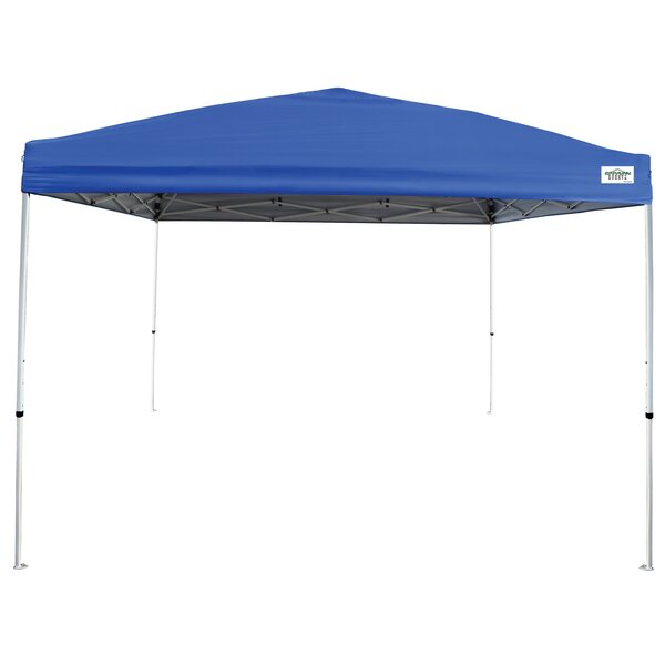 V-Series 2 Pro 10 Ft. W x 10 Ft. D Steel Pop-Up Canopy by Caravan Sports