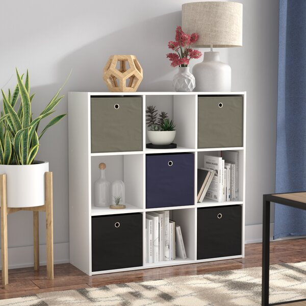 Cliffside Cube Unit Bookcase by Wrought Studio