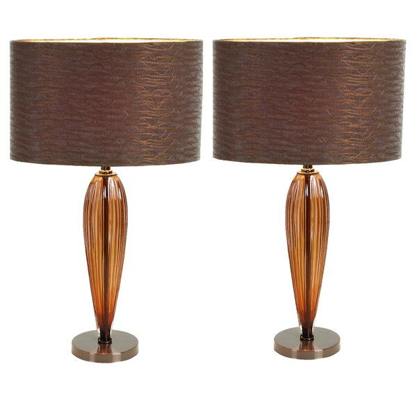 Urban 25 Table Lamp (Set of 2) by EC World Imports