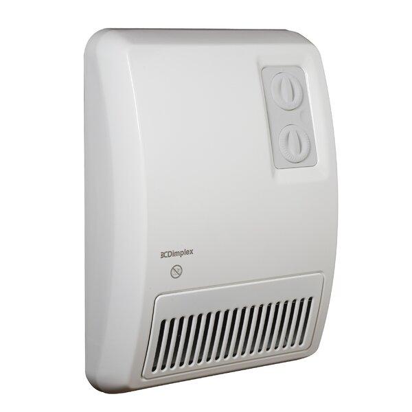 3,413 BTU Wall Insert Electric Fan Heater by Dimplex