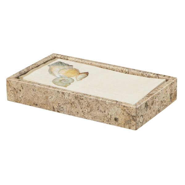 Root Fossil Stone Bathroom Accessory Tray by Fleur De Lis Living