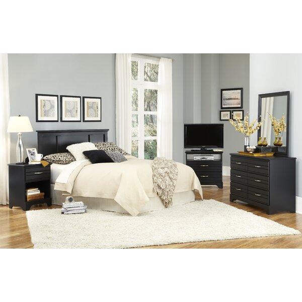 Della Platform Configurable Bedroom Set by August Grove