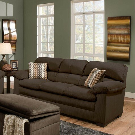 New Trendy Britton Sofa by Simmons Upholstery by Red Barrel Studio by Red Barrel Studio