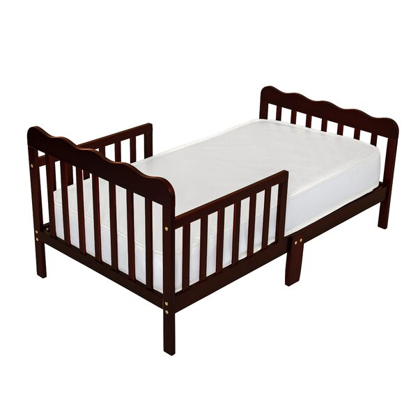 Hinman Convertible Toddler Bed By Harriet Bee by Harriet Bee