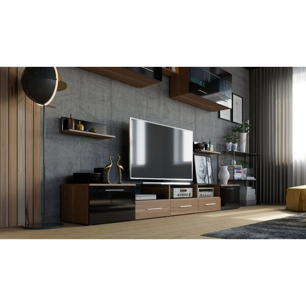 Easterbrooks Floating Entertainment Center For TVs Up To 70