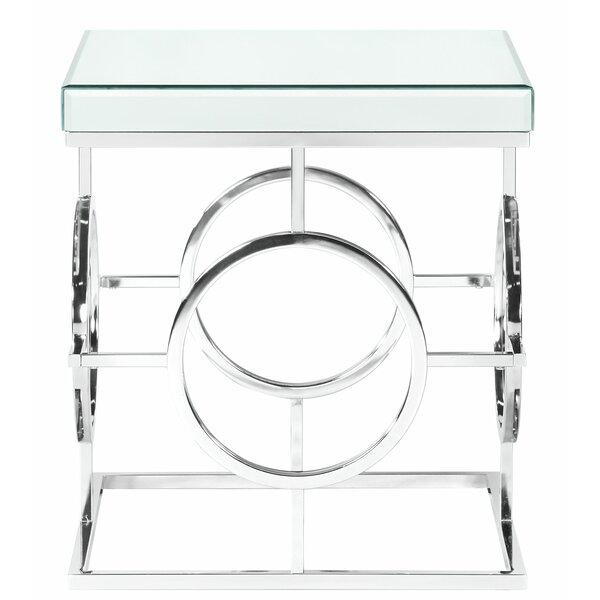 Octavius End Table By Rosdorf Park