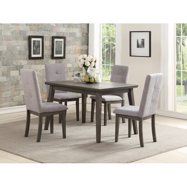 #2 Graciela Upholstered Dining Chair (Set Of 2) By Gracie Oaks Design