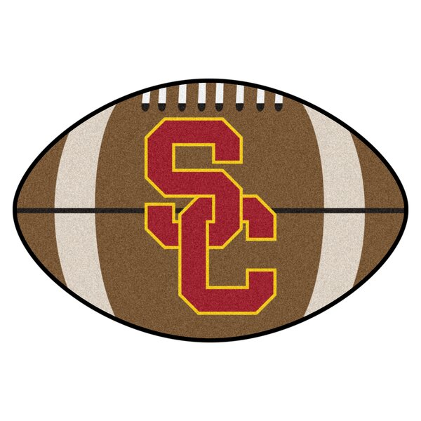 NCAA University of Southern California Football Doormat by FANMATS