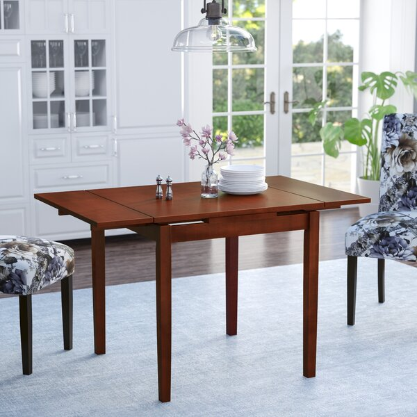 Shaws Extendable Dining Table by Alcott Hill