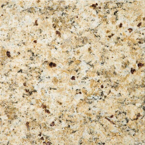 Granite 12 x 12 Field Tile in Venetian Gold by Emser Tile