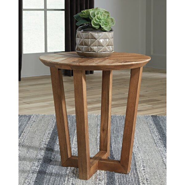 Paulis End Table By Foundry Select