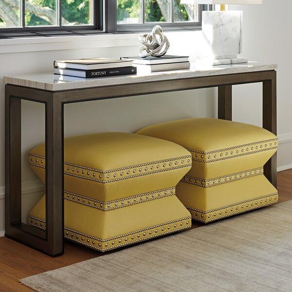 Ariana Vernay Rectangular Console Table by Lexington Lexington