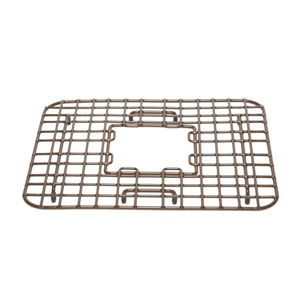 Gehry Kitchen Sink Bottom Grid Heavy Duty Vinyl Coated by Sinkology