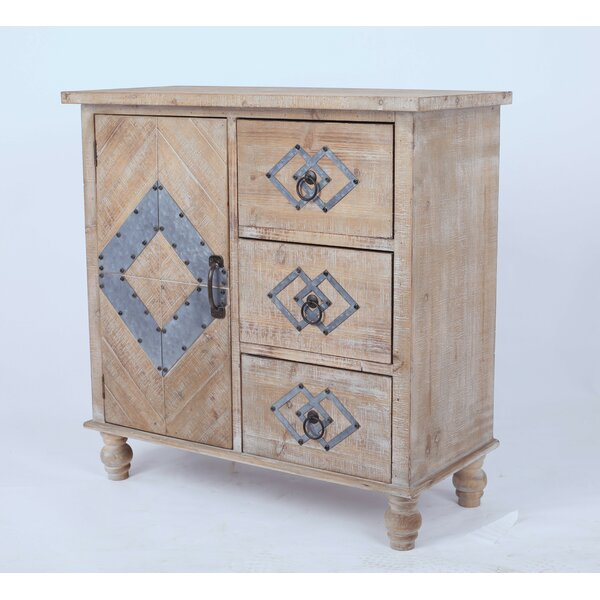 Ayushi 1 Door Accent Cabinet By World Menagerie