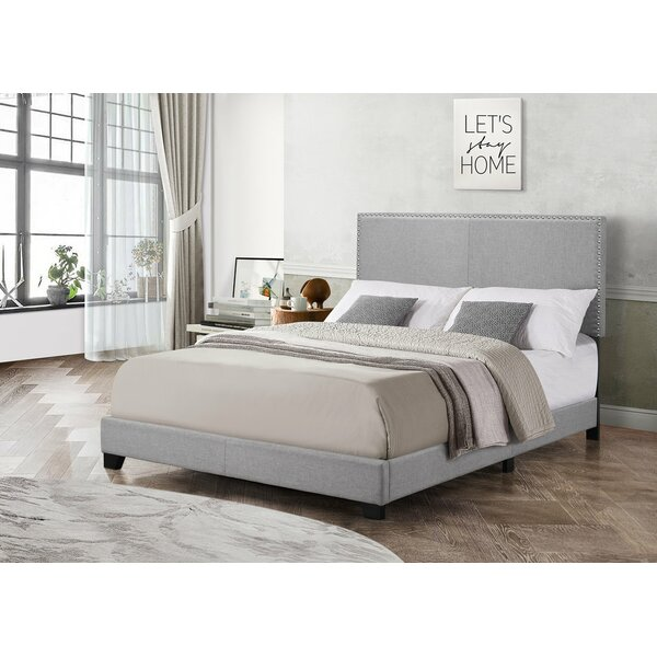 Hedden Panel Bed by Mercer41