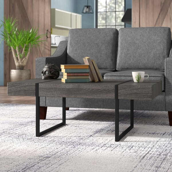 Sonoma Industrial Coffee Table by Trent Austin Design