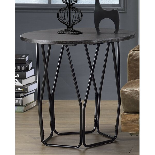Altalune End Table By Wrought Studio