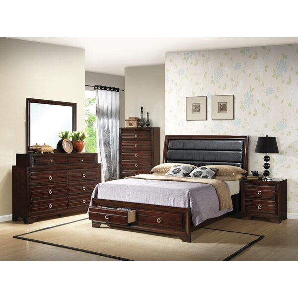 Newtownabbey Queen Platform 6 Piece Bedroom Set by Winston Porter