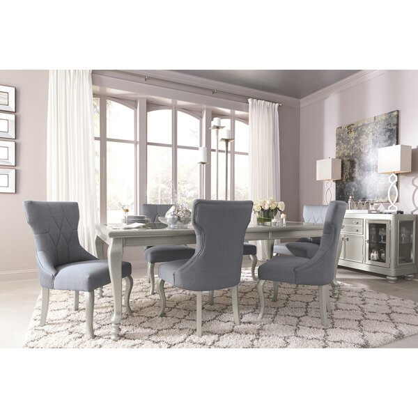 #1 Guillaume 7 Piece Extendable Dining Set By Willa Arlo Interiors Sale